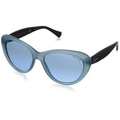 Ralph Lauren RA-5189-13758F-45  Sunglasses Aqua Frame Aqua (Ralph Lauren Lenses)
