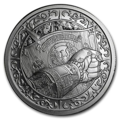 Destiny Coin 3 - The Shield 2 oz .999 Silver BU Round USA Made Coin IN-STOCK!!