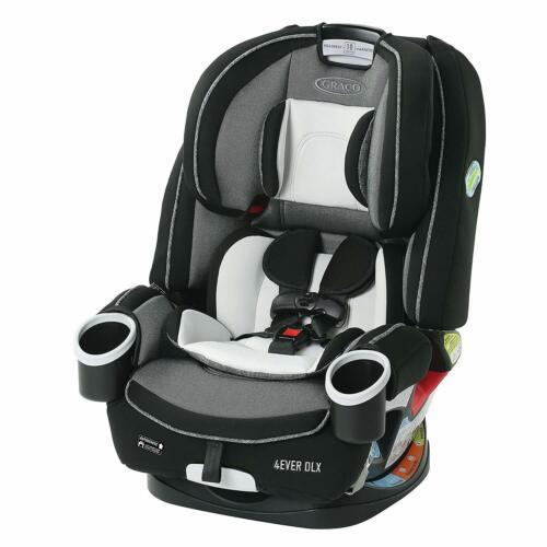 Graco, 4Ever DLX 4 in 1 Car Seat, Fairmont Fashion, (Read)