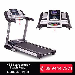 NEW L3 - 3HP Treadmill, 52cm Deck, Orthopedic Mat, Programs Osborne Park Stirling Area Preview