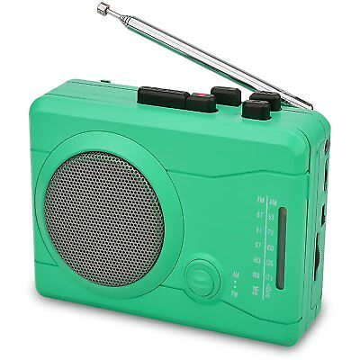 Portable Walkman Radio Cassette Tape Player Converter Recorder to Digital MP3