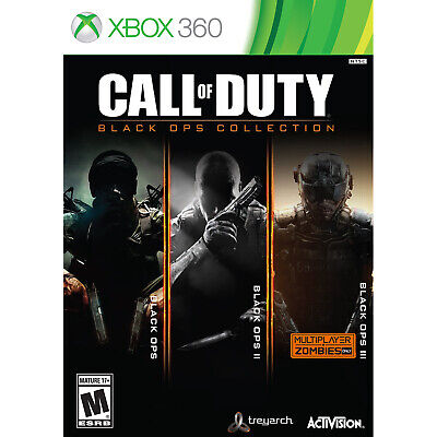 Call of Duty: Black Ops Collection Xbox 360 [Brand New]