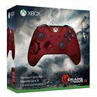 Red Microsoft Xbox Gamepads
