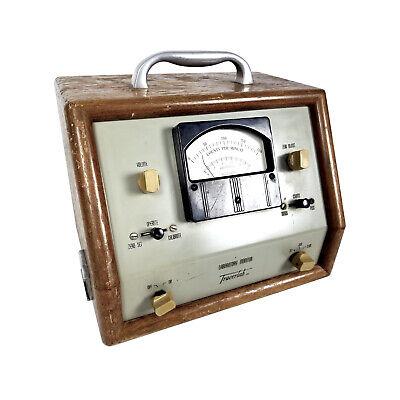 Vintage-tracerlab Su3b Laboratory Monitor Routinebackground Radiation Monitor