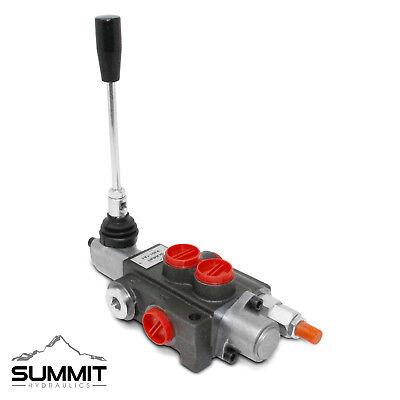 Monoblock Hydraulic Directional Control Valve 1 Spool 11 Gpm Sae Ports