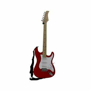 NEW! ST 6 String Full Size Electric Guitar Set