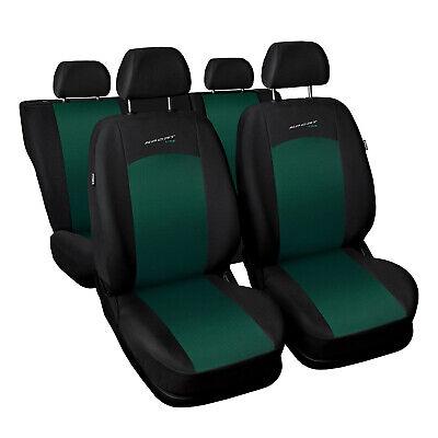Sitzbezüge Universal SPO7 Schonbezüge kompatibel mit MERCEDES ML KLASSE