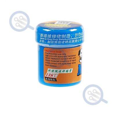 138c Low Melt - Low Temperature Solder Paste Sn42bi58 For Microsoldering