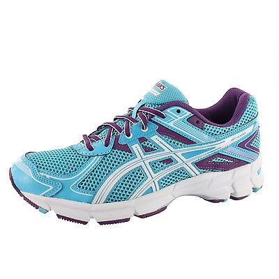 Asics Gt 1000 2 Gs Kids Running Shoes C349n 4001