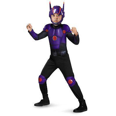 Big Hero 6 Boys Hiro Classic Child Costume   Disguise 87686](Big Kid Costumes)