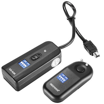 Neewer Wireless Remote Shutter Release for Nikon D3100 D7000 D90 D5100 D5000