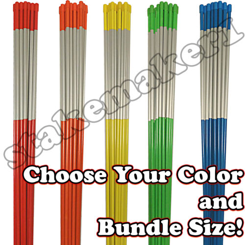 Driveway Markers,Snow Stakes,All Sizes 2
