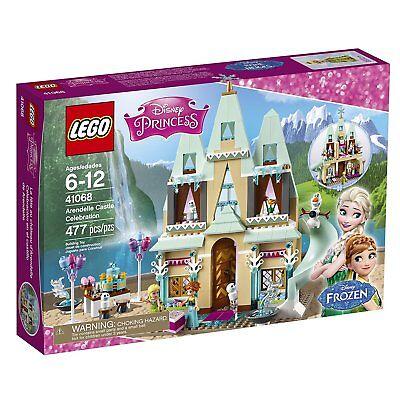 LEGO PRINCESS 41068 ARENDELLE CASTLE CELEBRATION BRAND NEW SET 477 PIECES NEW