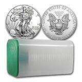 2018 1 oz Silver American Eagle Coin BU (Lot of 20)