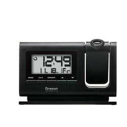 Oregon Scientific RM308PA Classic Projection Clock with Atomic Time Calendar ...