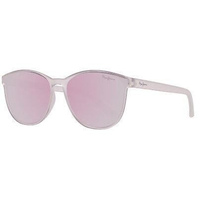 e Kunststoff-Sonnenbrille Schmetterlings-Style Transparent (Kunststoff-sonnenbrille)
