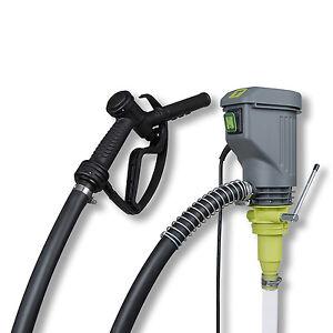 Hornet W 40 W40 Tecalemit  Dieselpumpe Fasspumpe Heizölpumpe 230 V Pumpe 469000
