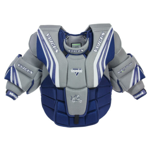Vaughn Ventus SLR goalie chest/arm protector Jr large junior ice hockey goal New