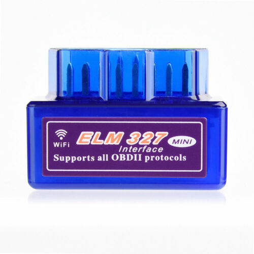 ELM327 WiFi OBD2 OBDII Cars Code Reader Diagnostic Scanner For Android PC Automotive Tools & Supplies