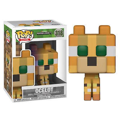 Figur - Ozelot Brandneu (Minecraft Ozelot)