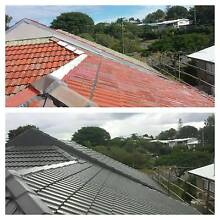 METAL AND TILE ROOF RESTORATIONS Brassall Ipswich City Preview