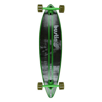 "Bustin Boards Longboard Fire & Water 38 Pintail 9"" x 38"" RKP / Arbor"