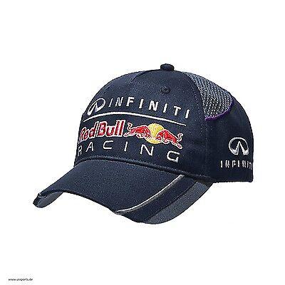 Red Bull Racing Formel 1 Cap Kappe Neu Teamline Pepe Jeans mit Metall Buckle