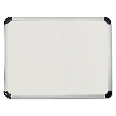 Universal Porcelain Magnetic Dry Erase Board 72 X 48 White 43843