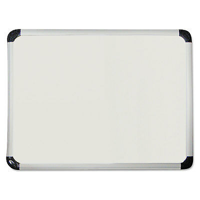 Universal Porcelain Magnetic Dry Erase Board 72 X 48 White 43843