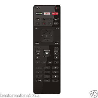 New Remote XRT122 for Vizio D32XD1 D32X-D1 D39HD0  D39H-D0 D40D1 D40-D1 D40UD1