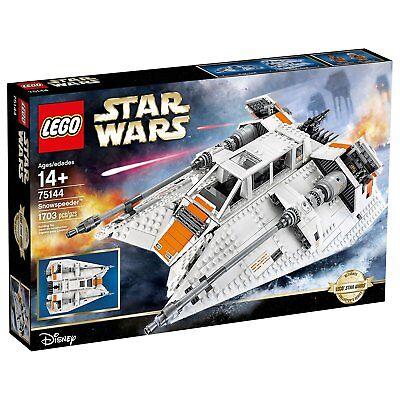 LEGO 75144 STAR WARS  T-47 Snowspeeder - Guerre Stellari: Episodio V