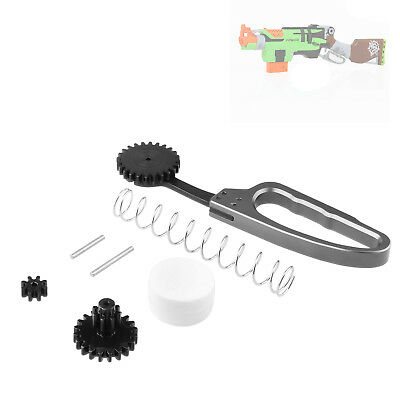 Worker MOD Metal Lever Action Gear Reinforce Kit for Nerf SlingFire Modify Toy