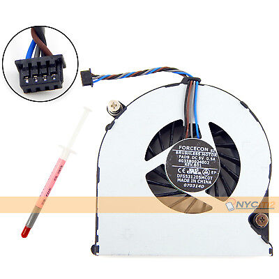 New CPU Fan For HP Probook  4530S 4535S 4730S 6460B 8470P 641839 001 646285 001