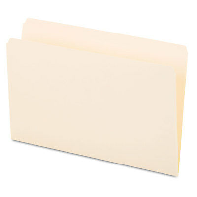 Universal File Folders Straight Cut One-ply Top Tab Legal Manila 100box 15110