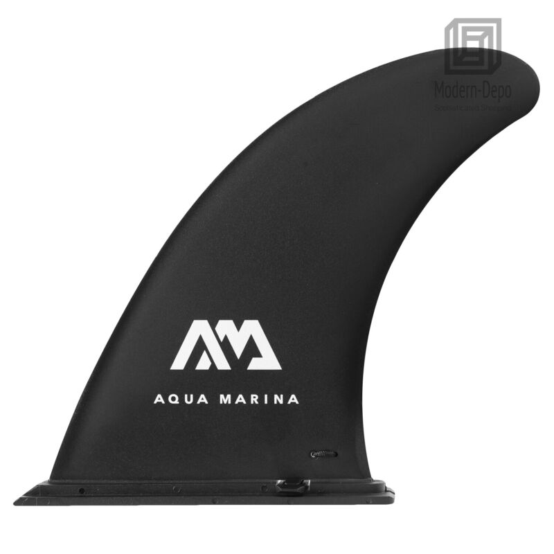 "Aqua Marina 9"" Large Center Fin For Inflatable Stand Up Paddle iSUP Boards"