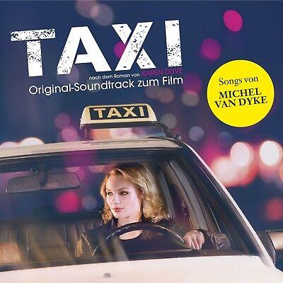 OST-ORIGINAL SOUNDTRACK - TAXI  CD NEW DYKE,MICHEL VAN/TESSLOFF,FLORIAN
