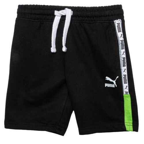 PUMA Youth Boys French Terry Shorts Size 5
