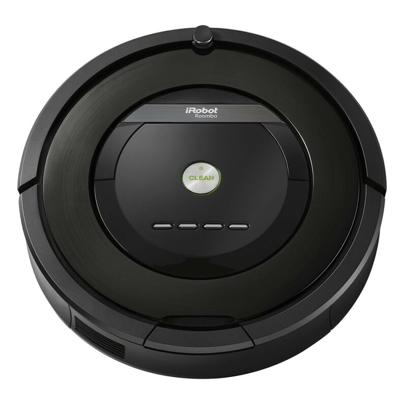 iRobot Roomba 880 Robot Vacuum, Li-Ion Battery