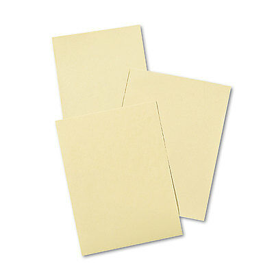 Pacon Cream Manila Drawing Paper 50 lbs. 9 x 12 500 Sheets/Pack 004109