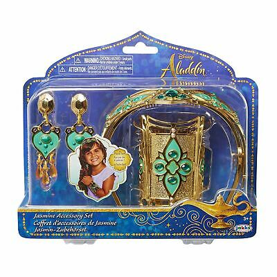 Disney Aladdin Jasmine Accessory Jewellery Set