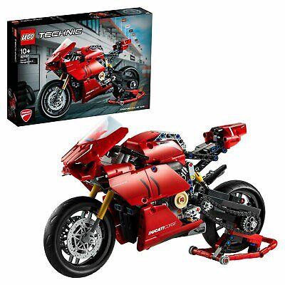 New LEGO Technic Ducati Panigale V4 R 42107 sealed box
