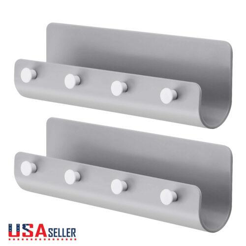 2 pcs mail holder and key rack