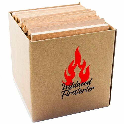 Cedar Kindling - Kiln-Dried Western Red Cedar Kindling - 1 Large Cubic Foot Box
