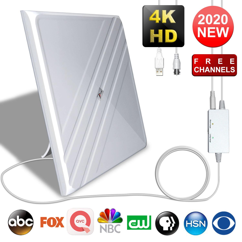 best 120 miles range indoor antenna tv