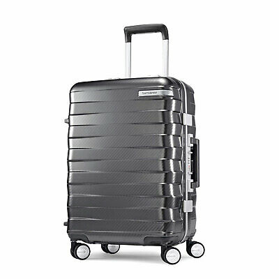 Samsonite Framelock 20 Inch Hardside Carry On Luggage Spinne