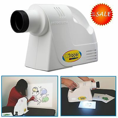 Art Projector Trace And Draw Tracer Enlarger Artograph Drawing Artists Portable