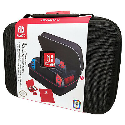 Game Traveler Deluxe System Case for Nintendo Switch [Brand New]