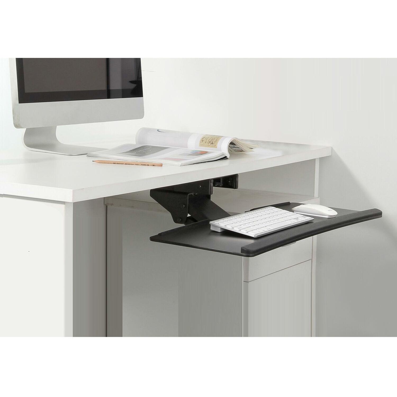 Tastatur Schreibtisch Halterung Schiebbare Zulage Maus Lebenslange Garantie
