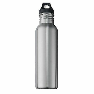 2 Pack/  Stainless Steel Sports Water Bottle with Wide Mouth | 0.75L