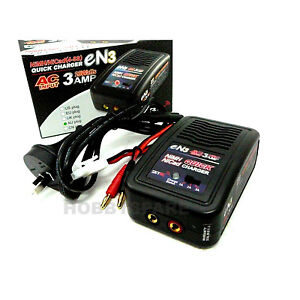 SKYRC eN3 3A RAPID QUICK BATTERY CHARGER 7.2v 8.4v 9.6v NIMH RC HPI HSP TAMIYA